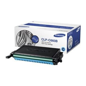 Samsung Cyan Toner Cartridge (5,000 Yield)