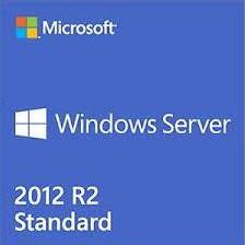 Microsoft P73-06165 Windows Server Standard 2012 R2 x64, 1pk DSP OEI DVD 2CPU/2VM