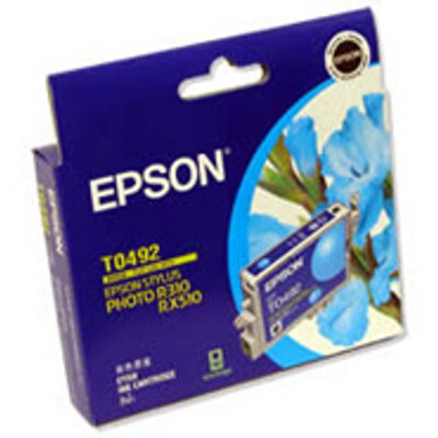 Epson Cyan Ink Cartridge to suit RX510