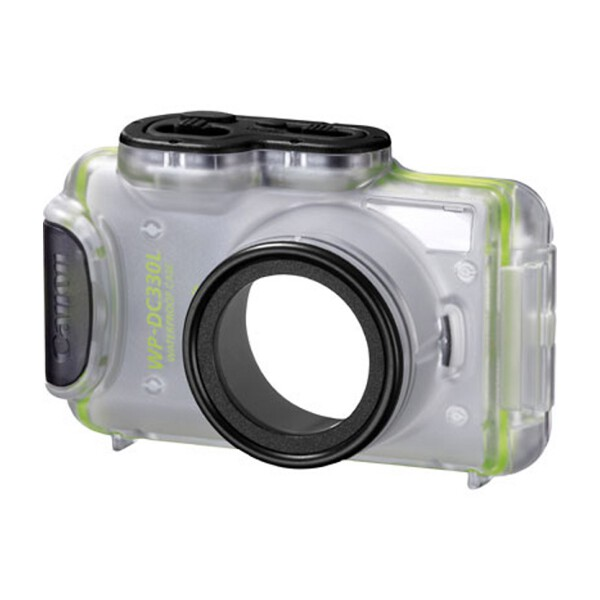 Canon WPDC330L Slim Waterproof Case - Depths to 3m to suit IXUS125HS