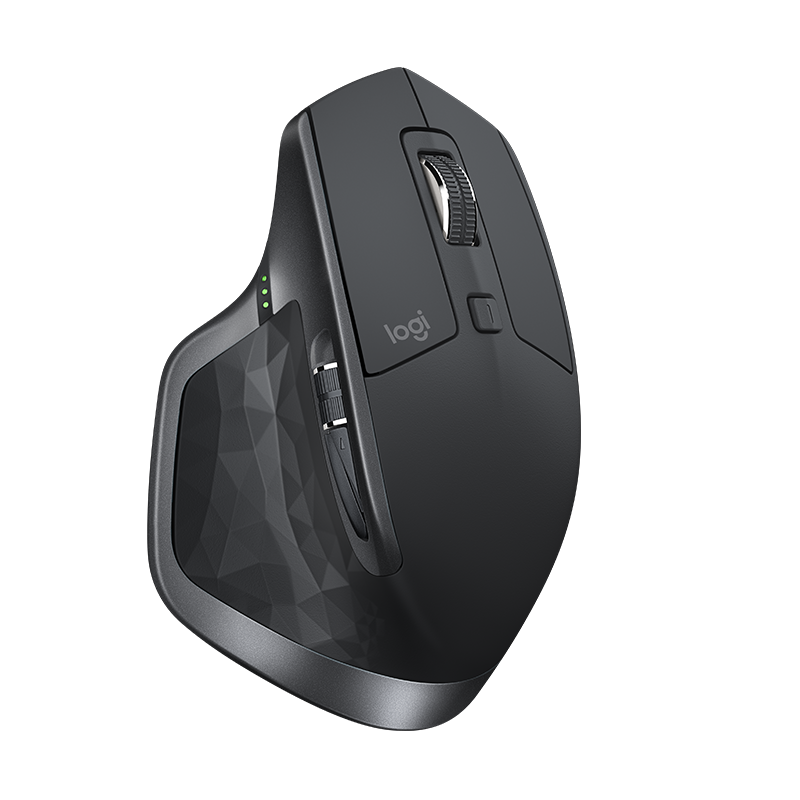 Logitech 910-005142 MX Master 2S Wireless Mouse, Graphite