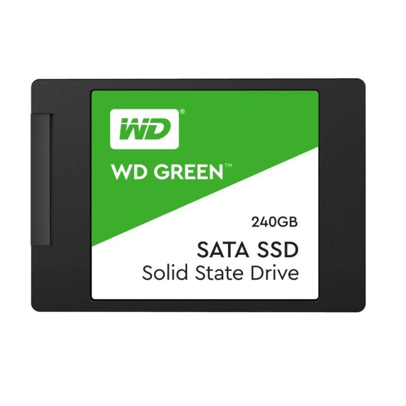 Western Digital WDS240G2G0A Green NAND SSD, 240 GB 2.5 Inch SATA