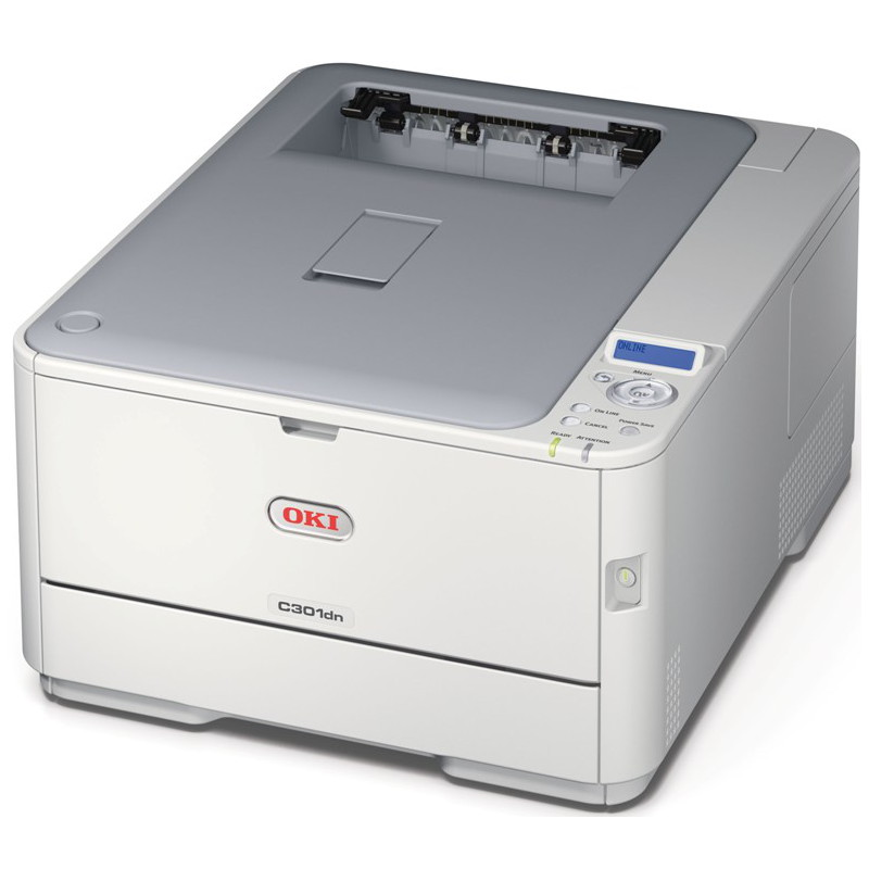 OKI C301DN Colour LED Printer