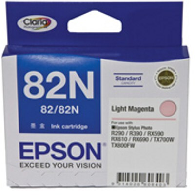 Epson C13T112692 Light Magenta Ink Cartridge (replaces C13T082690)