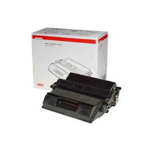 OKI Toner Cartridge For B710, B720, B730 Black; 15,000 Pages @ 5% Coverage