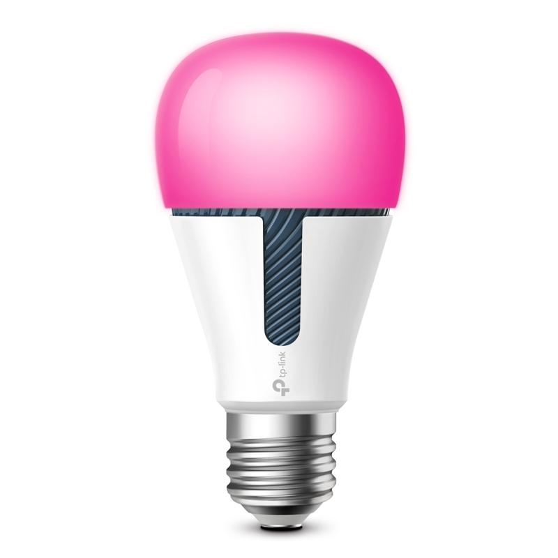 TP-Link KL130 Kasa Smart Wi-Fi LED Bulb, Multicolour - E27 Edison Screw