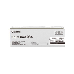 Canon CART034BKD Black Drum Cartridge to suit MF810CDN (Yield, 34,000)
