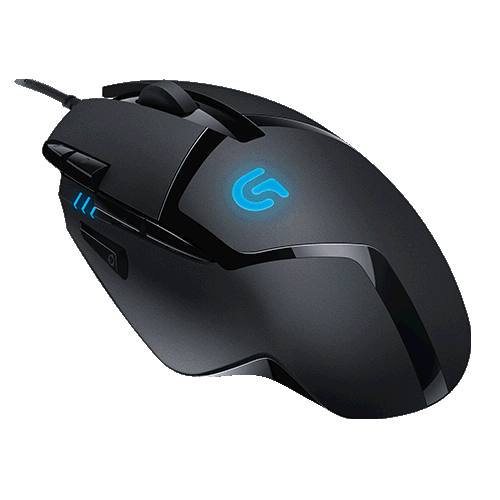 Logitech 910-004070 G402 Hyperion Fury Gaming Mouse