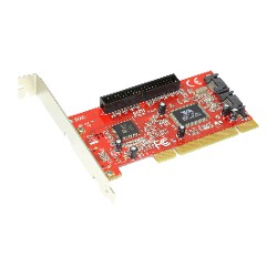 Condor MP6421V PCI SATA x 2 and PATA x 1
