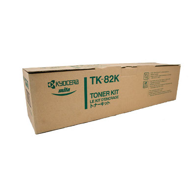 Kyocera TK-82K Black Toner Cartridge