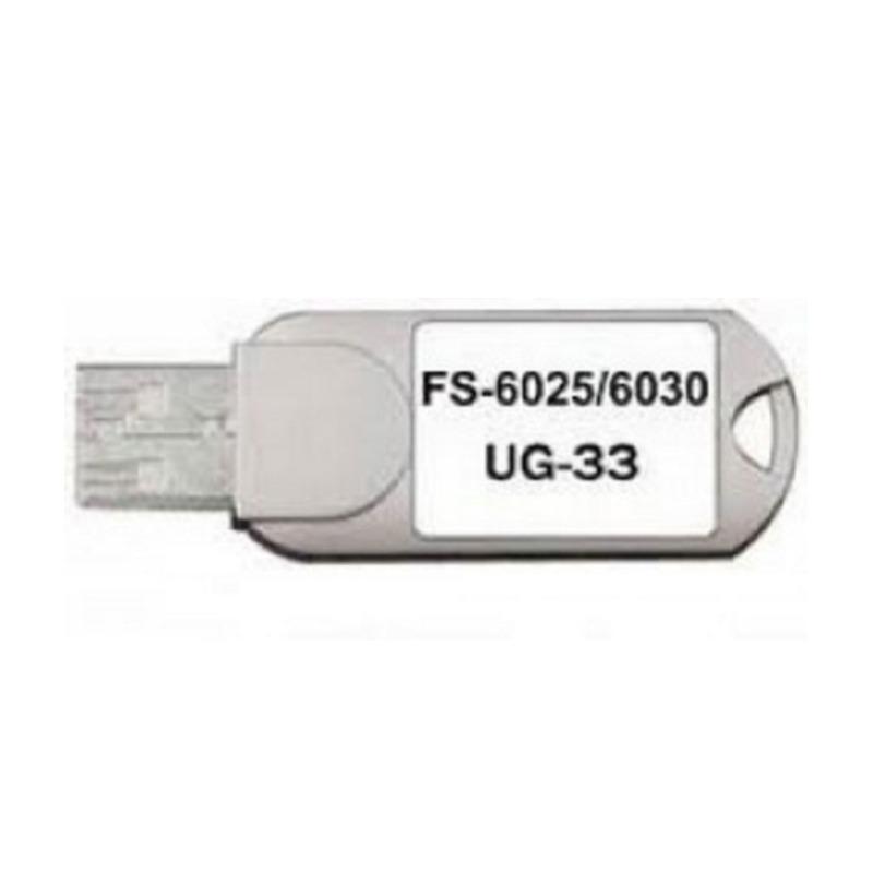 Kyocera UG-33 Thin Print