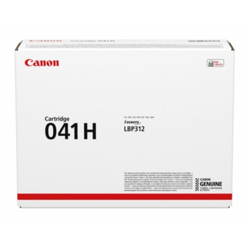Canon CART041H High Yield Toner Cartridge for LBP312X