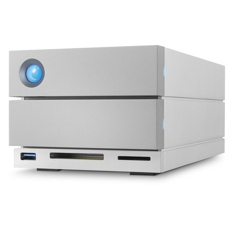LaCie STGB12000400 12TB 2big Dock Thunderbolt3 and USB-C (Enterprise)