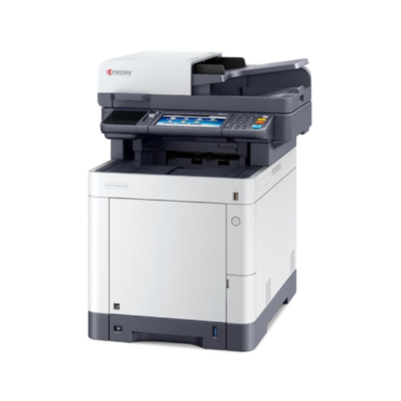 Kyocera M6635CIDN A4 Colour Laser Multifunction - Print,Scan,Copy and Fax