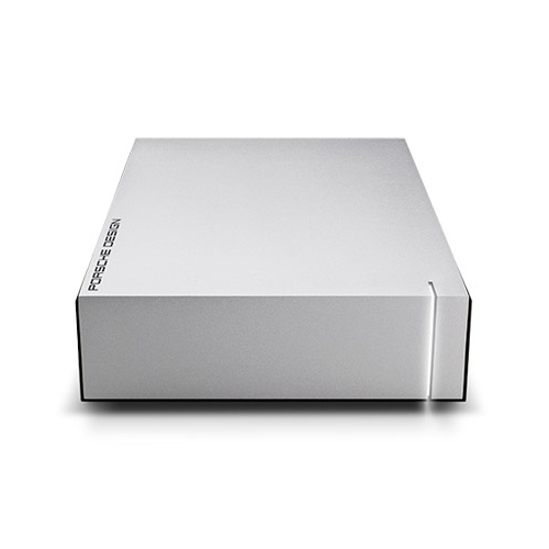 LaCie STEW6000400 6TB Porsche Design USB3.0 Desktop Drive (Light Grey)