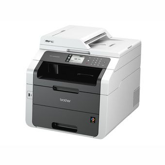 Brother MFC-9340CDW Colour LED Multifunction with Print, Scan, Copy and Fax, Wireless and Duplex