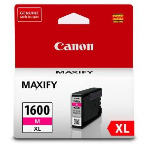 Canon PGI1600XLM High Yield Magenta Ink Tank (Yield, up to 900 pages)