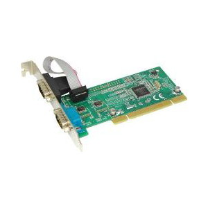 Condor MP952R2 PCI 2 Port Serial