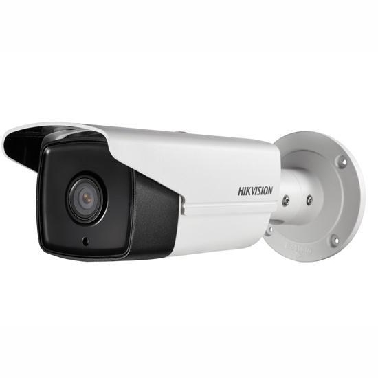 Hikvision DS-2CD2T42WD-I58MM 4MP Bullet Camera 3DNR EXIR IR Tech 8mm Fixed Lens (50m IR Distance)