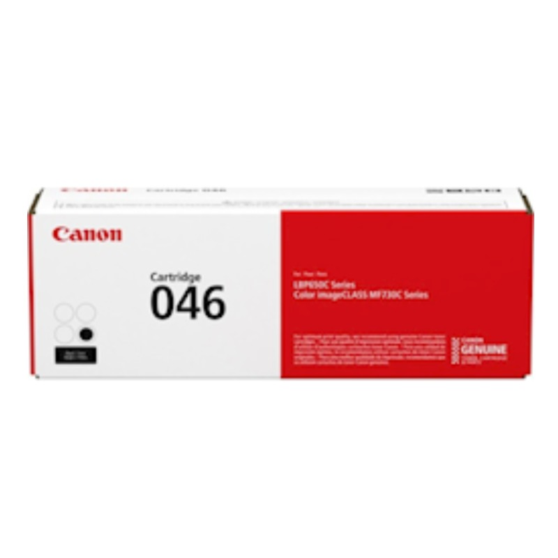 Canon CART046BK Black Toner Cartridge for LBP654CX