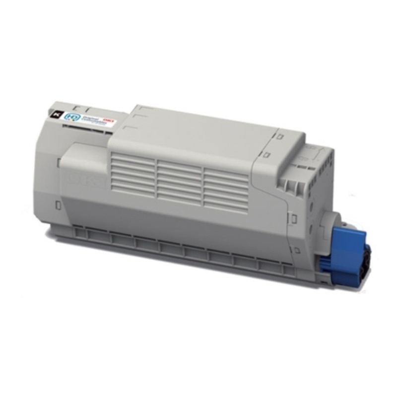 OKI 45396208 Black Toner Cartridge to suit MC770DNFAX / MC770DFNFAX, 15,000 Yield