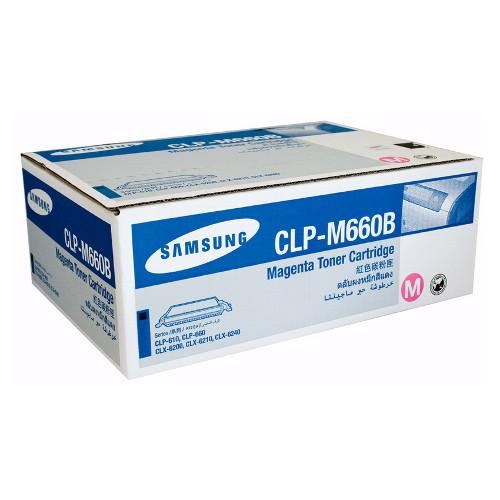 Samsung Magenta Toner Cartridge (5,000 Yield)
