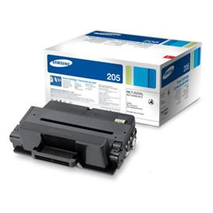 Samsung MLT-D205L Black Toner/Drum (5,000 Yield)