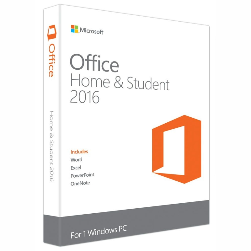 Microsoft (79G-04751) Office 2016 Home and Student (PC) - Product Key