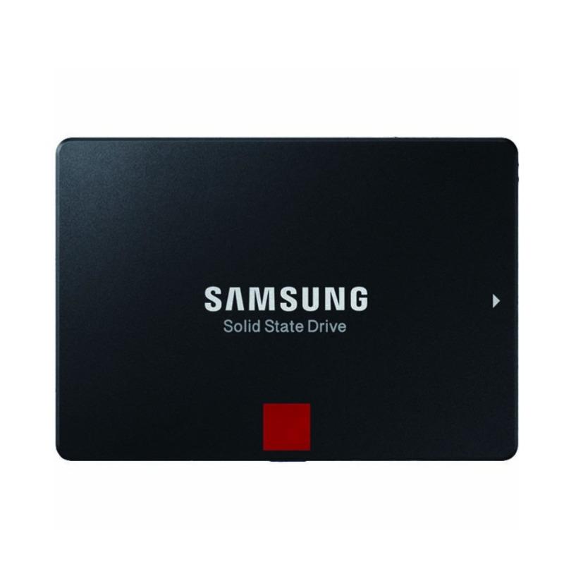 Samsung MZ-76P4T0BW PRO 860 4TB 2.5 Inch SSD, 5 Year Warranty
