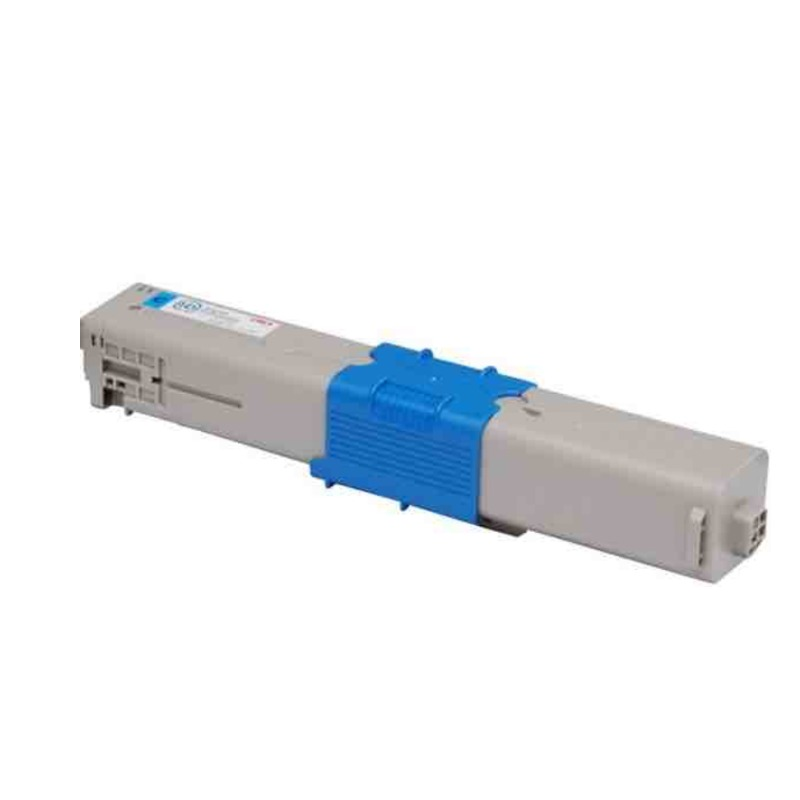 OKI 46508719 Cyan Toner Cartridge for C332dn/MC363dn (3000 yield @ ISO)