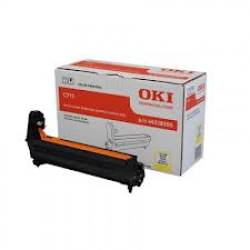 OKI 44318509 EP Cartridge (Drum) For C711n Yellow; 20,000 Pages