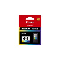 Canon CL641 Colour Ink Cartridge (Yield, up to 180 pages)