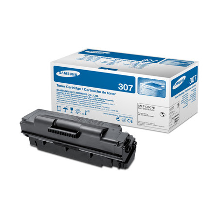 Samsung MLT-D307E Extra High Yield Black Toner to suit ML-5010 - 20,000 Pages @ 5%