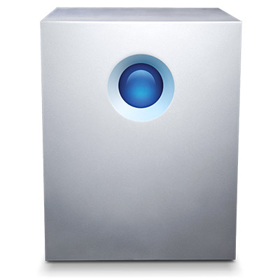 LaCie STFC40000400 40000GB 5big Thunderbolt2 RAID (Enterprise)
