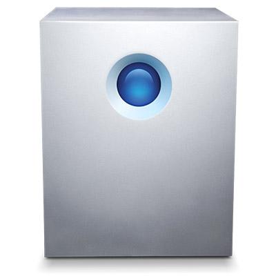 LaCie STFC40000400 40000GB 5big Thunderbolt2 RAID (Enterprise)