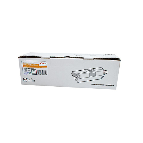 OKI Black Toner Cartridge for C510dn/530dn (5,000 Pages @ 5%)