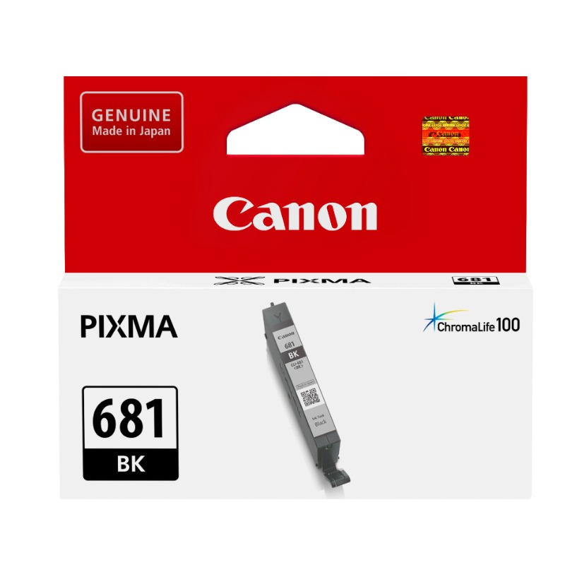 Canon CLI681BK Black Ink Catridge