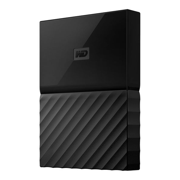 Western Digital My Passport 1TB External USB 3.0 Portable HDD - Black