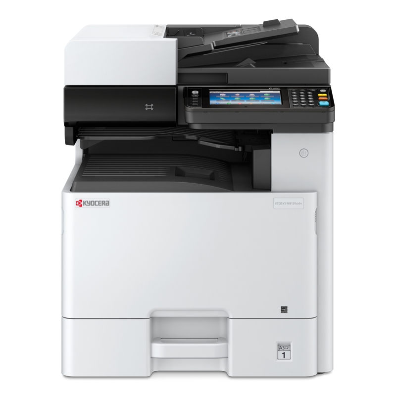 Kyocera M8130CIDN 30ppm Colour A3 Multifunction - Print, Scan, Copy