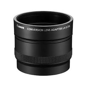 Canon LADC58L Conversion Lens Adapter to suit G15