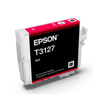 Epson C13T312700 UltraChrome Hi-Gloss2, Red Ink Cartridge
