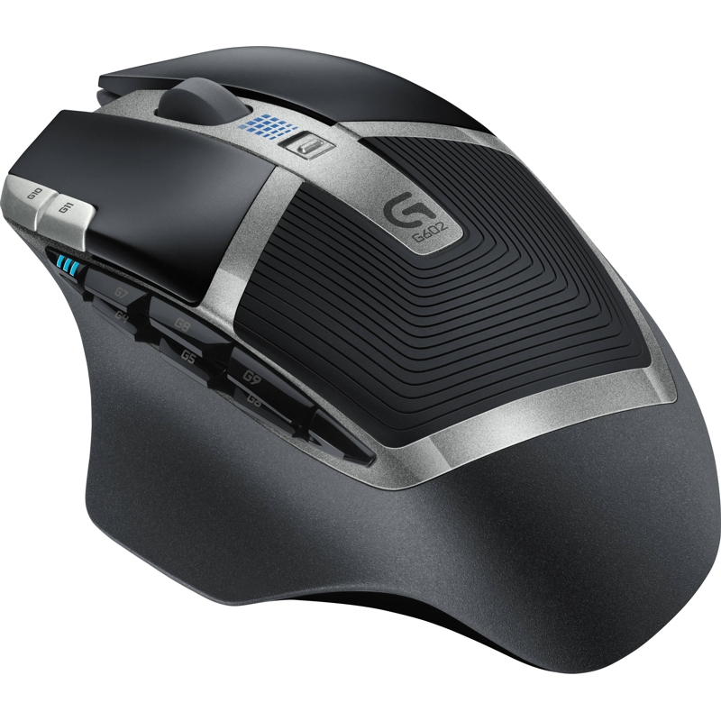 Logitech 910-003820 G602 Wireless Gaming Mouse
