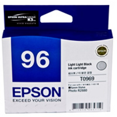 Epson C13T096990 Light Light Black Ink Cartridge