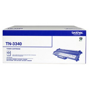 Brother TN-3340 High Yield Mono Laser Toner - up to 8 000 pages
