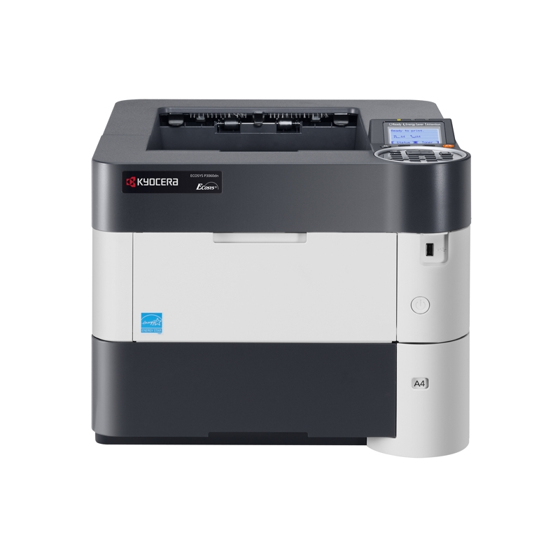 Kyocera P3060DN A4 Workgroup Mono Printer (60ppm)