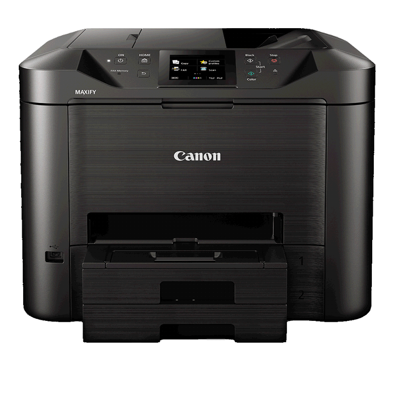 Canon MB5460 MAXIFY Multifunction Inkjet - Print, Scan, Copy and Fax