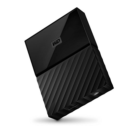 Western Digital My Passport 3TB Portable Storage for MAC