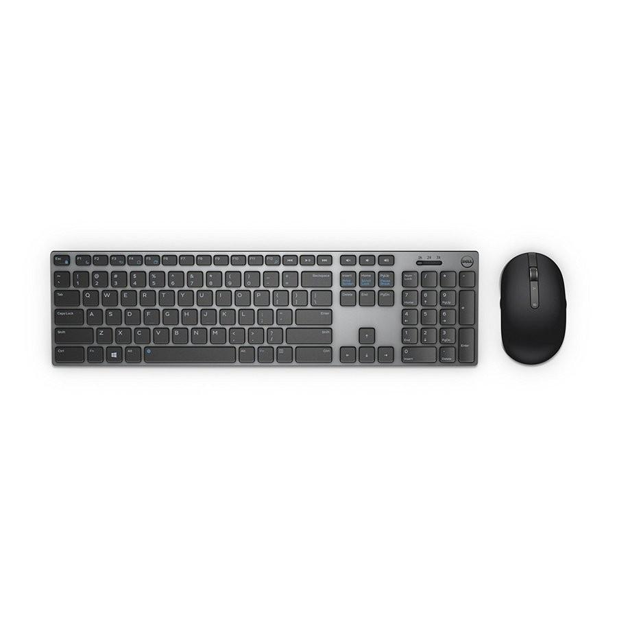 Dell  07V6F3 KM717 Premier Wireless Keyboard and Mouse
