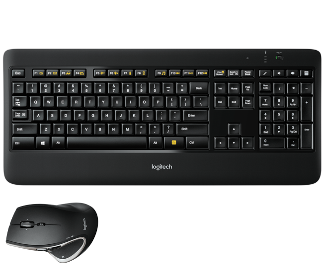 Logitech 920-006237 MX 800 Peformance Wireless Keyboard and Mouse
