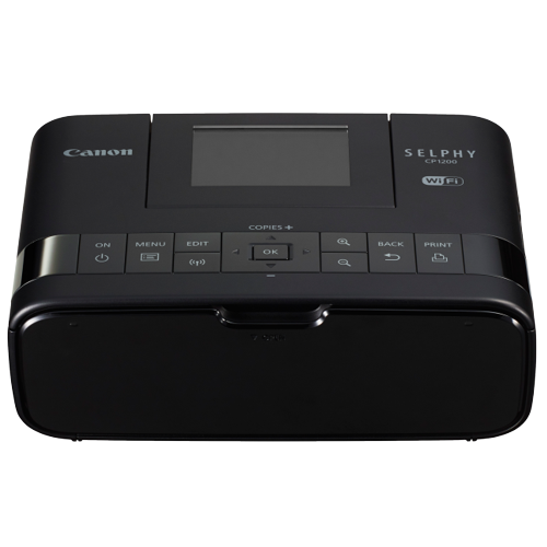 Canon CP1200BK Selphy Printer - Black